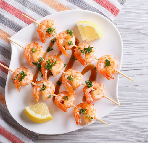 Coastal Seafood - White Shrimp