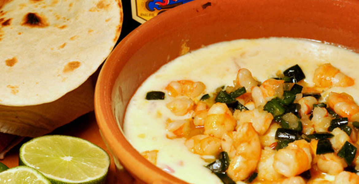 Fortune Imports | Shrimp Queso Flameado - Queso Fundido