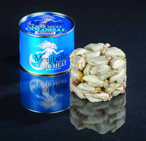 Meribelle Crab Meat - Colossal Crab Meat