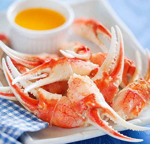 Coastal Seafood - Snow Crab Claws