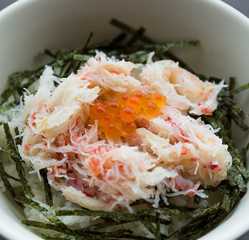 Meribelle Crab Meat - Snow Crab Combo Meat